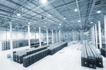 LED Hallenbeleuchtung Mit Hallentiefstrahler Vom Hersteller